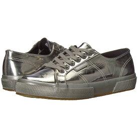 スペルガ Superga レディース シューズ・靴 スニーカー【2750 Synleadiamondmirrorw Sneaker】Grey