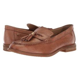 ハッシュパピー Hush Puppies レディース シューズ・靴 ローファー・オックスフォード【Chardon Penny】Natural Embossed Leather