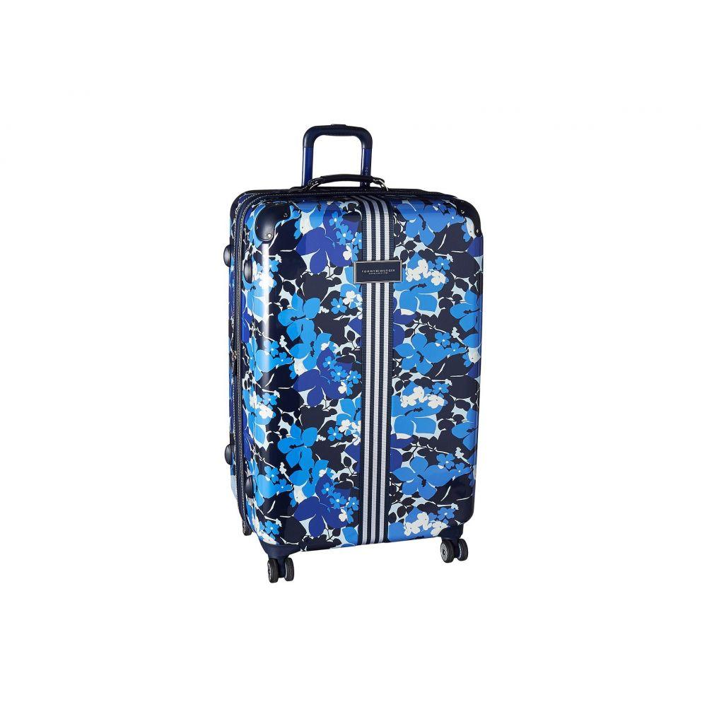 トミー ヒルフィガー Tommy Hilfiger メンズ バッグ スーツケース・キャリーバッグ【Floral 29 Upright Suitcase】Blue