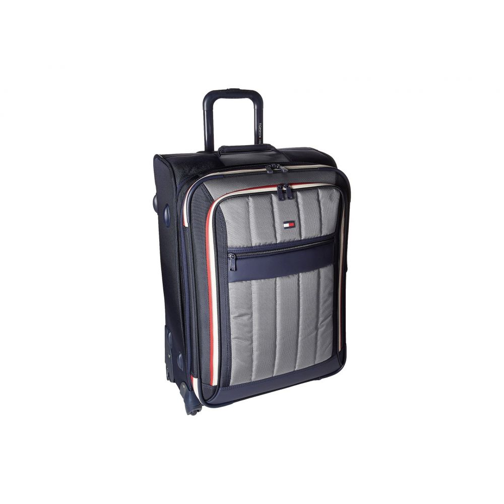 トミー ヒルフィガー Tommy Hilfiger メンズ バッグ スーツケース・キャリーバッグ【Classic Sport 25 Upright Suitcase】Navy/Grey