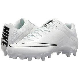 ナイキ Nike メンズ ラクロス シューズ・靴【Vapor Speed 2 Lacrosse Cleat】White/White/Black