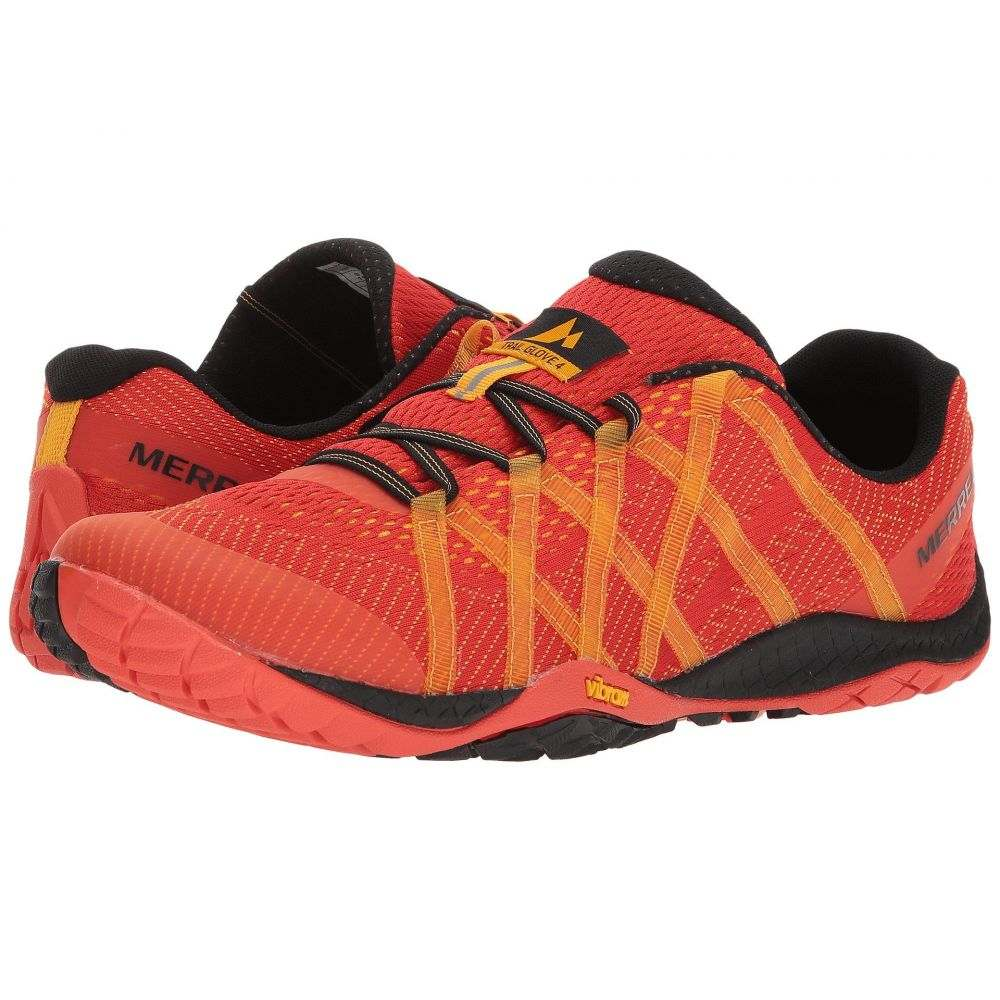 メレル Merrell メンズ ランニング・ウォーキング シューズ・靴【Trail Glove 4 E-Mesh】Saffron