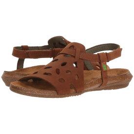 エル ナチュラリスタ El Naturalista レディース シューズ・靴 サンダル・ミュール【Wakataua N5064】Wood
