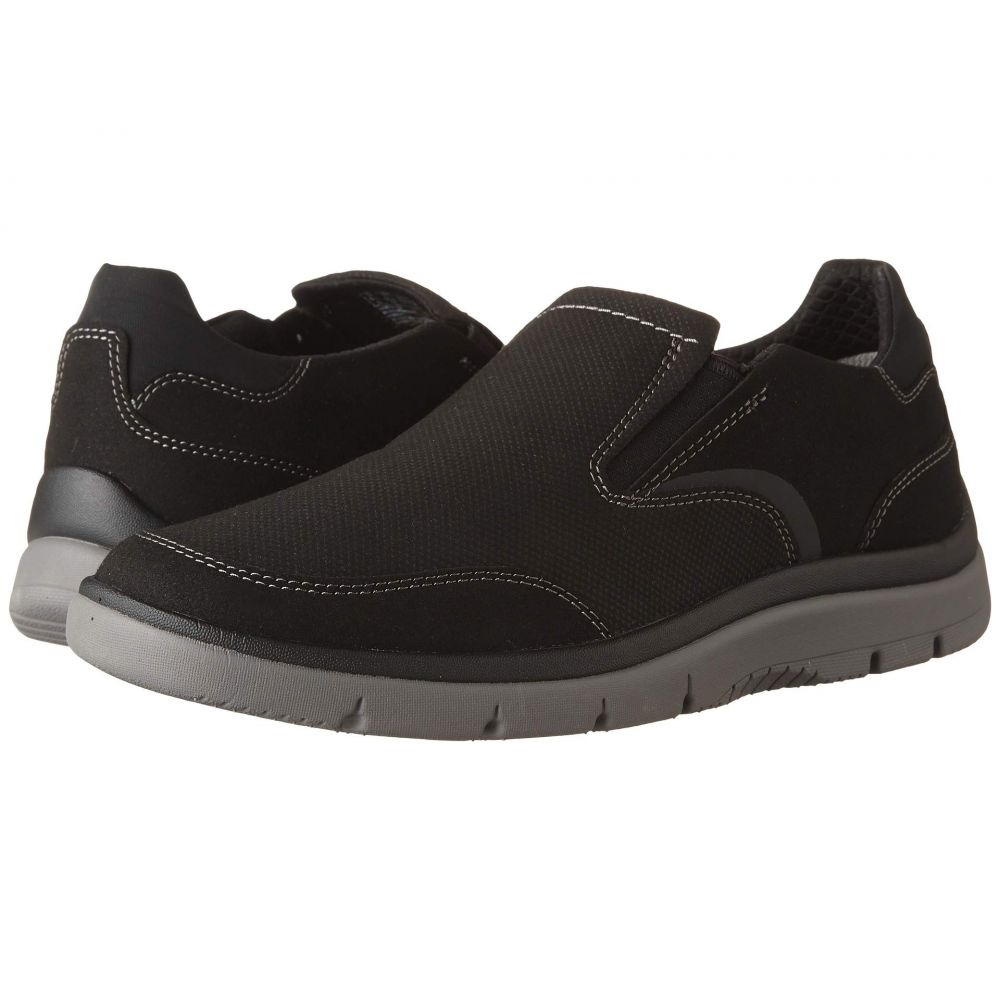 クラークス Clarks メンズ シューズ・靴 スニーカー【Tunsil Step】Black