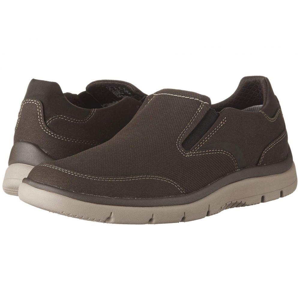 クラークス Clarks メンズ シューズ・靴 スニーカー【Tunsil Step】Brown