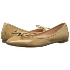 ケイト スペード Kate Spade New York レディース シューズ・靴 スリッポン・フラット【Willa】Camel Patent