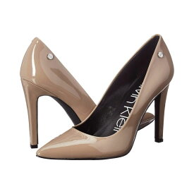 カルバンクライン Calvin Klein レディース シューズ・靴 パンプス【Brady】Tobacco Patent