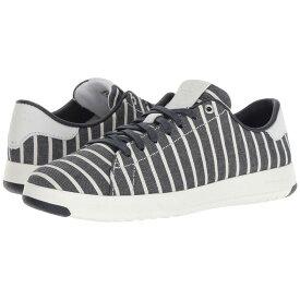 コールハーン Cole Haan レディース テニス シューズ・靴【Grandpro Tennis】Freeport Stripe/Optic White/Optic White
