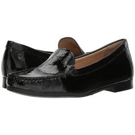 ハッシュパピー Hush Puppies レディース シューズ・靴 ローファー・オックスフォード【Yorktese Slip-On】Black Patent