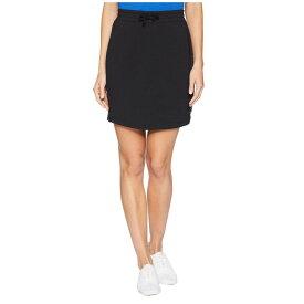 リーボック Reebok レディース スカート ひざ丈スカート【Activchill Jersey Skirt】Black/Black