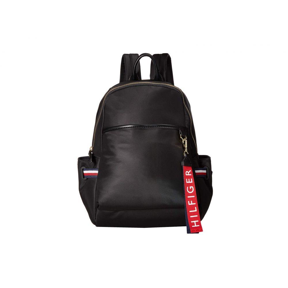 トミー ヒルフィガー Tommy Hilfiger レディース バッグ バックパック・リュック【Shelly Backpack】Black
