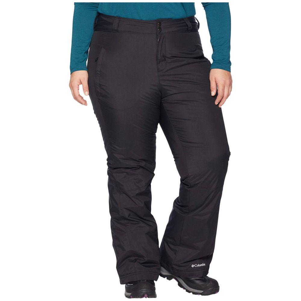 コロンビア Columbia レディース ボトムス・パンツ【Plus Size Modern Mountain 2.0 Pants】Black