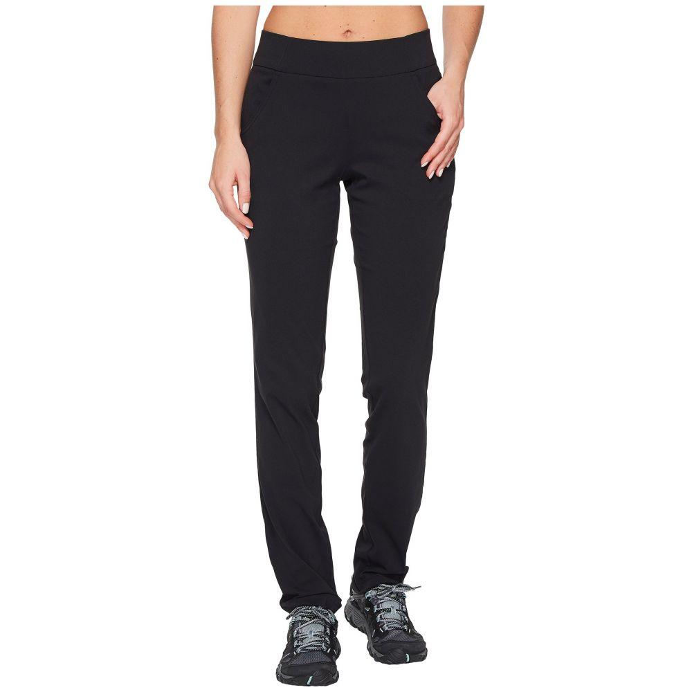 コロンビア Columbia レディース ボトムス・パンツ【Anytime Casual Pull-On Pants】Black