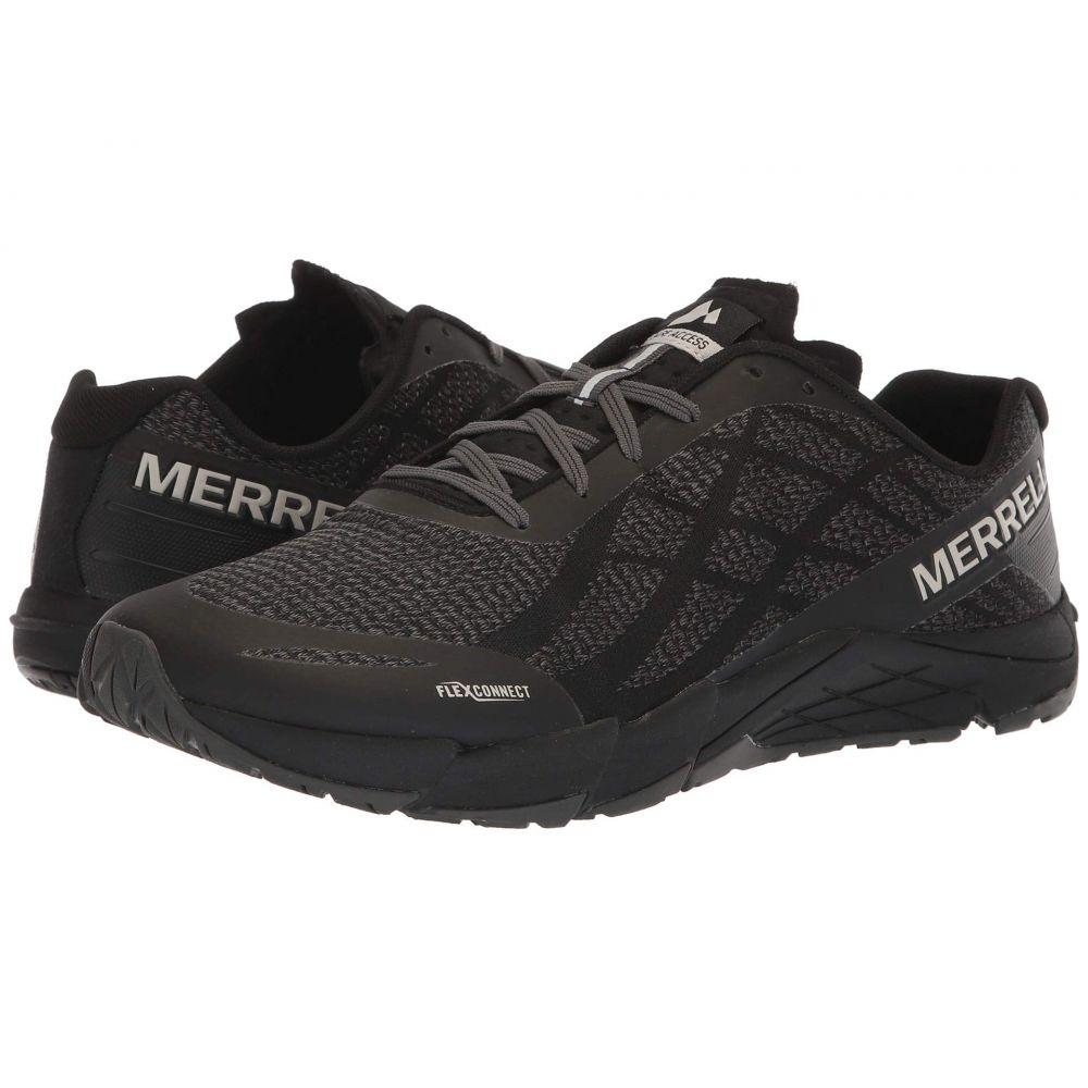 メレル Merrell メンズ ランニング・ウォーキング シューズ・靴【Bare Access Flex Shield】Black/White