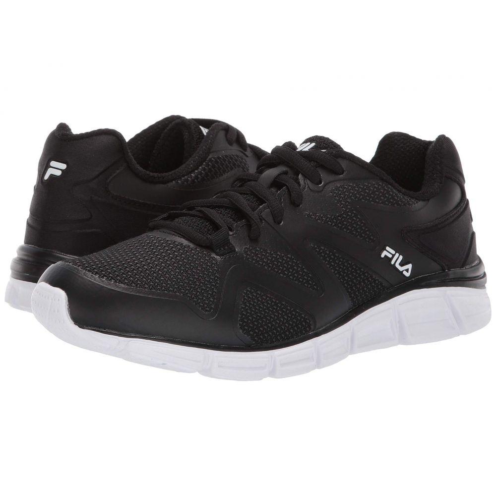 フィラ Fila レディース ランニング・ウォーキング シューズ・靴【Memory Cryptonic 2 Running】Black/Black/White