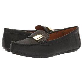 カルバンクライン Calvin Klein レディース シューズ・靴 ローファー・オックスフォード【Lisa】Black Tumbled