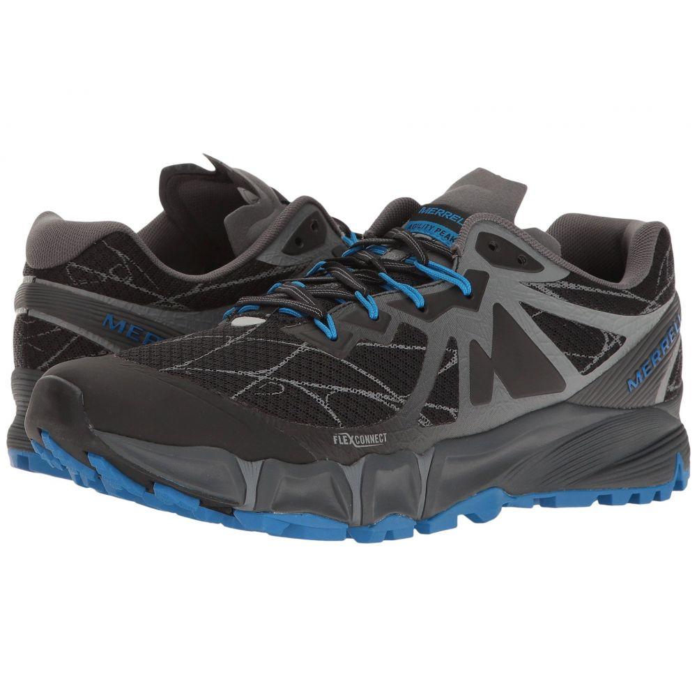メレル Merrell メンズ ランニング・ウォーキング シューズ・靴【Agility Peak Flex】Black