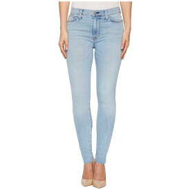 ハドソン Hudson レディース ボトムス・パンツ ジーンズ・デニム【Barbara High-Waist Ankle w/ Raw Hem Super Skinny Jeans in Gemini】Gemini