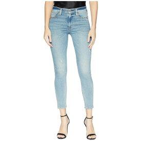 ハドソン Hudson レディース ボトムス・パンツ ジーンズ・デニム【Barbara High-Waist Super Skinny Crop Jeans in Dangerous Wild Nothing】Dangerous Wild Nothing