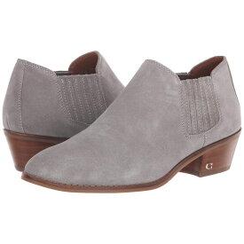 コーチ COACH レディース シューズ・靴 ブーツ【Suede Ankle Bootie】Grey