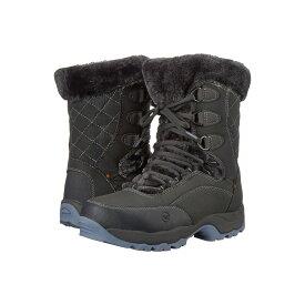 ハイテック Hi-Tec レディース シューズ・靴 ブーツ【St Moritz Lite 200 I WP】Charcoal/Steel Grey/Lustre