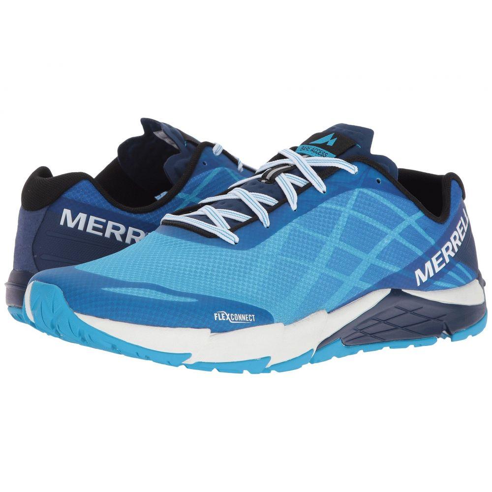 メレル Merrell メンズ ランニング・ウォーキング シューズ・靴【Bare Access Flex】Cyan