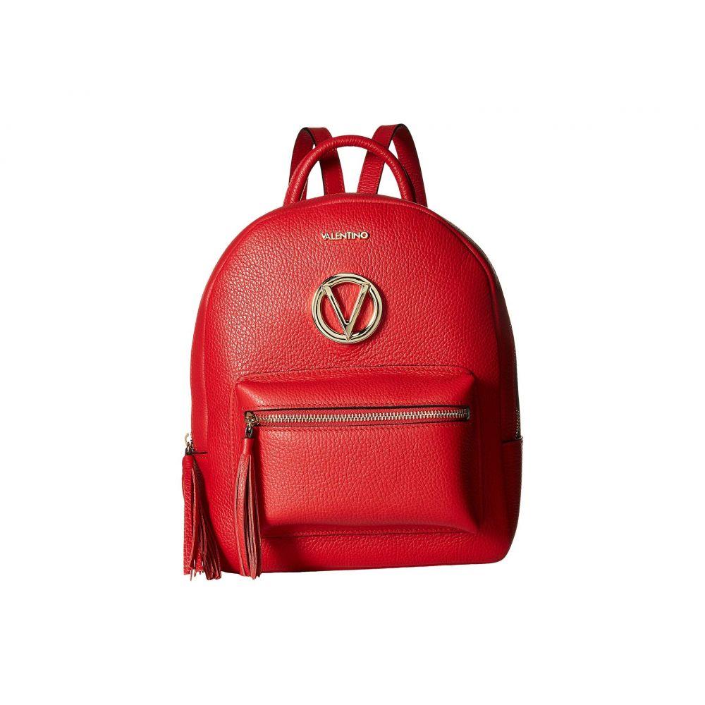 マリオ バレンチノ Valentino Bags by Mario Valentino レディース バッグ バックパック・リュック【Bastien】Red