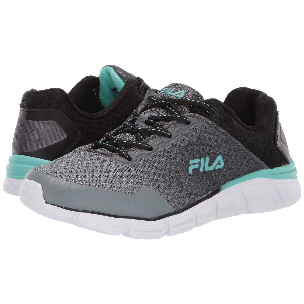 フィラ Fila レディース ランニング・ウォーキング シューズ・靴【Memory Countdown 5 Running】Castlerock/Black/Aruba Blue