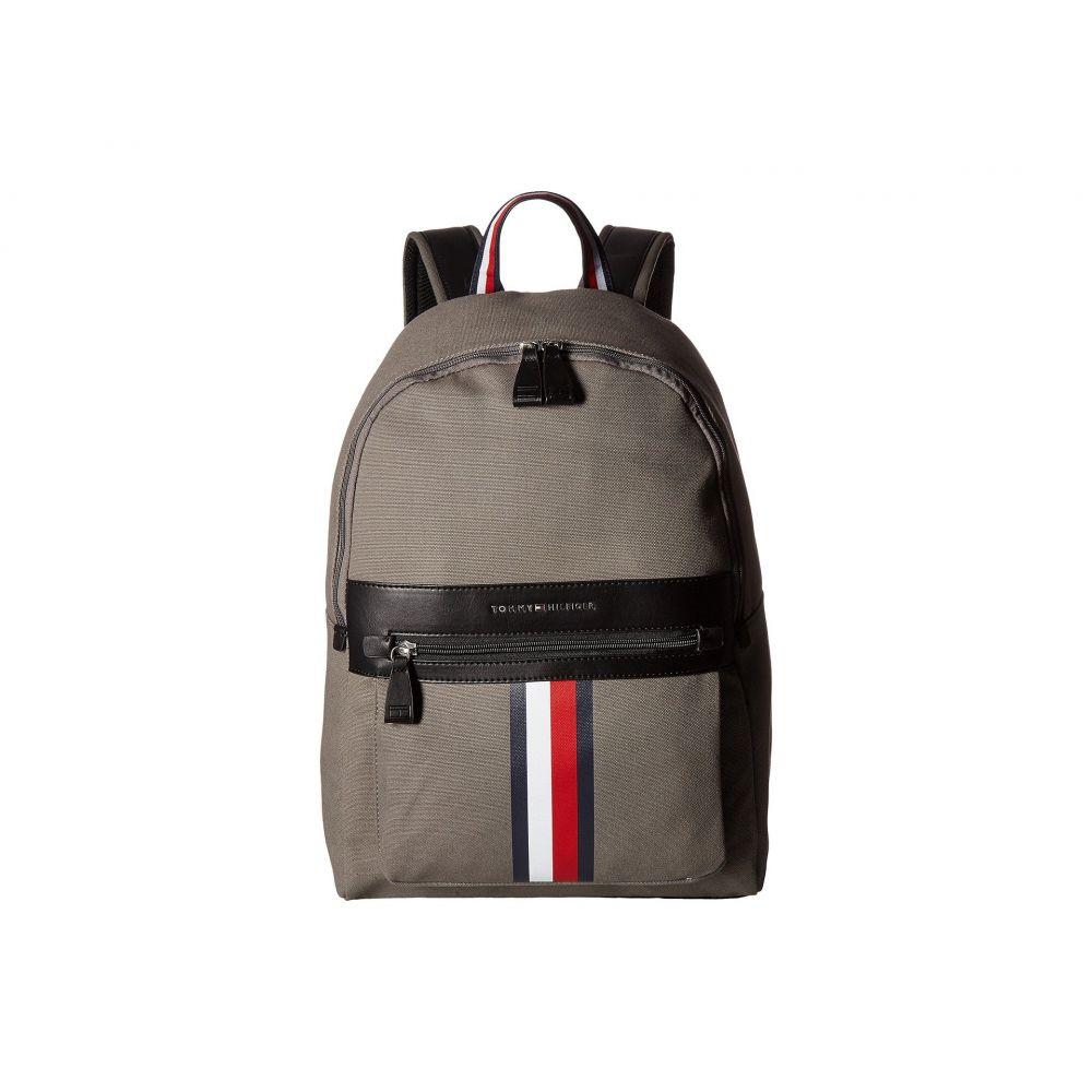 トミー ヒルフィガー Tommy Hilfiger メンズ バッグ バックパック・リュック【Icon Backpack Canvas】Castlerock