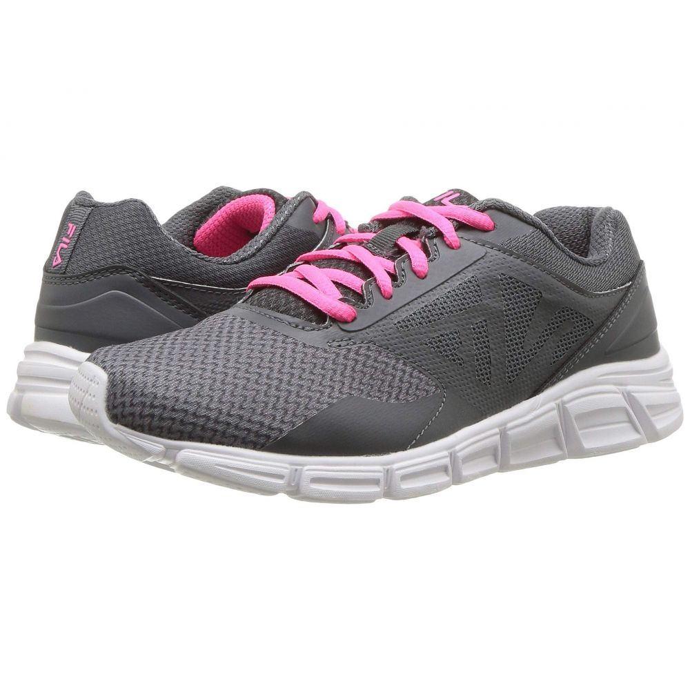 フィラ Fila レディース ランニング・ウォーキング シューズ・靴【Skyspan Running】Monument/Castlerock/Knockout Pink