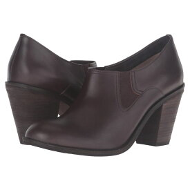 ソフトウォーク SoftWalk レディース シューズ・靴 ブーツ【Fargo】Dark Brown Smooth Leather