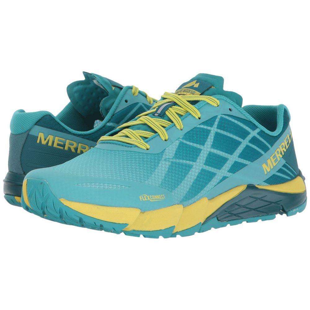 メレル Merrell レディース ランニング・ウォーキング シューズ・靴【Bare Access Flex】Aruba Blue