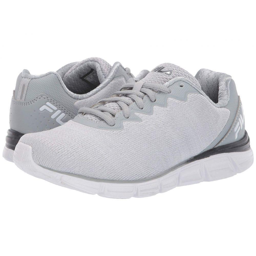 フィラ Fila レディース ランニング・ウォーキング シューズ・靴【Memory Upsurge Running】High-Rise/Castlerock/White
