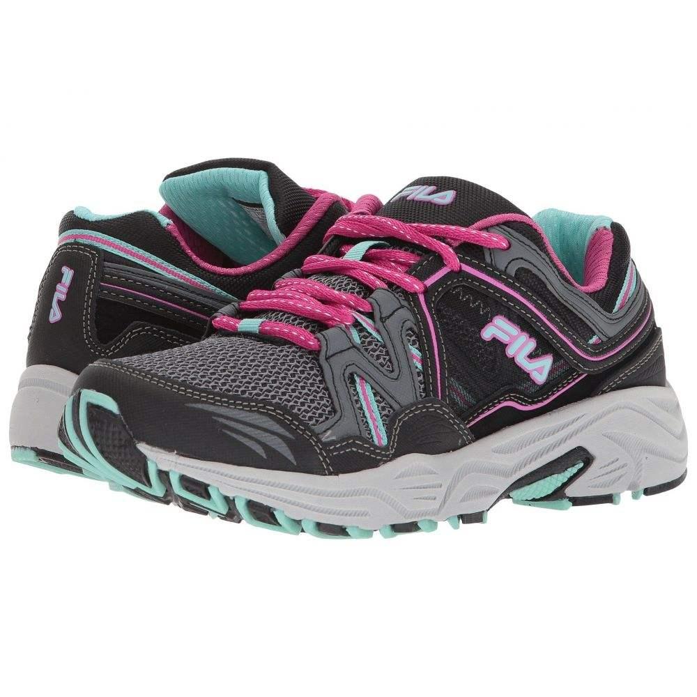フィラ Fila レディース ランニング・ウォーキング シューズ・靴【Vitality 9】Castlerock/Black/Aruba Blue