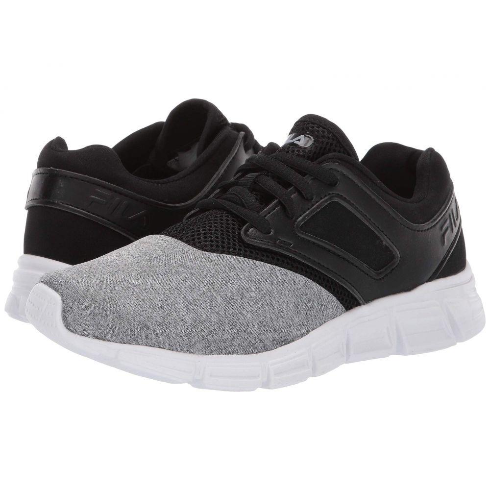 フィラ Fila レディース ランニング・ウォーキング シューズ・靴【O-Ray Running】Monument Heather/Black/White
