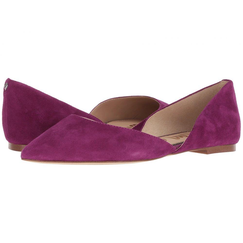 サム エデルマン Sam Edelman レディース シューズ・靴 スリッポン・フラット【Rodney】Purple Plum Gatsby Floral Jacquard