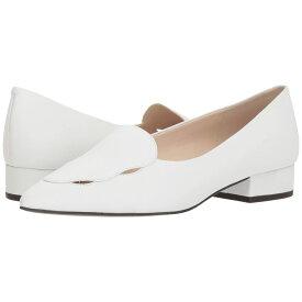コールハーン Cole Haan レディース シューズ・靴 ローファー・オックスフォード【G.OS Leah Skimmer】White Leather