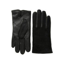 ラルフ ローレン Polo Ralph Lauren レディース 手袋・グローブ【Haircalf Gloves】Black