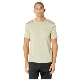 ナイキ Nike メンズ ランニング・ウォーキング トップス【Tailwind Short-Sleeve Running Top】Olive Flak/Heather/Olive Canvas