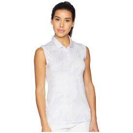 ナイキ Nike Golf レディース トップス ポロシャツ【Dry Polo Sleeve Sub Print】Barely Grape/Flat Silver
