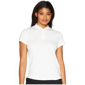 ナイキ Nike Golf レディース トップス ポロシャツ【Dry Polo Short Sleeve Blade】White/Flint Silver