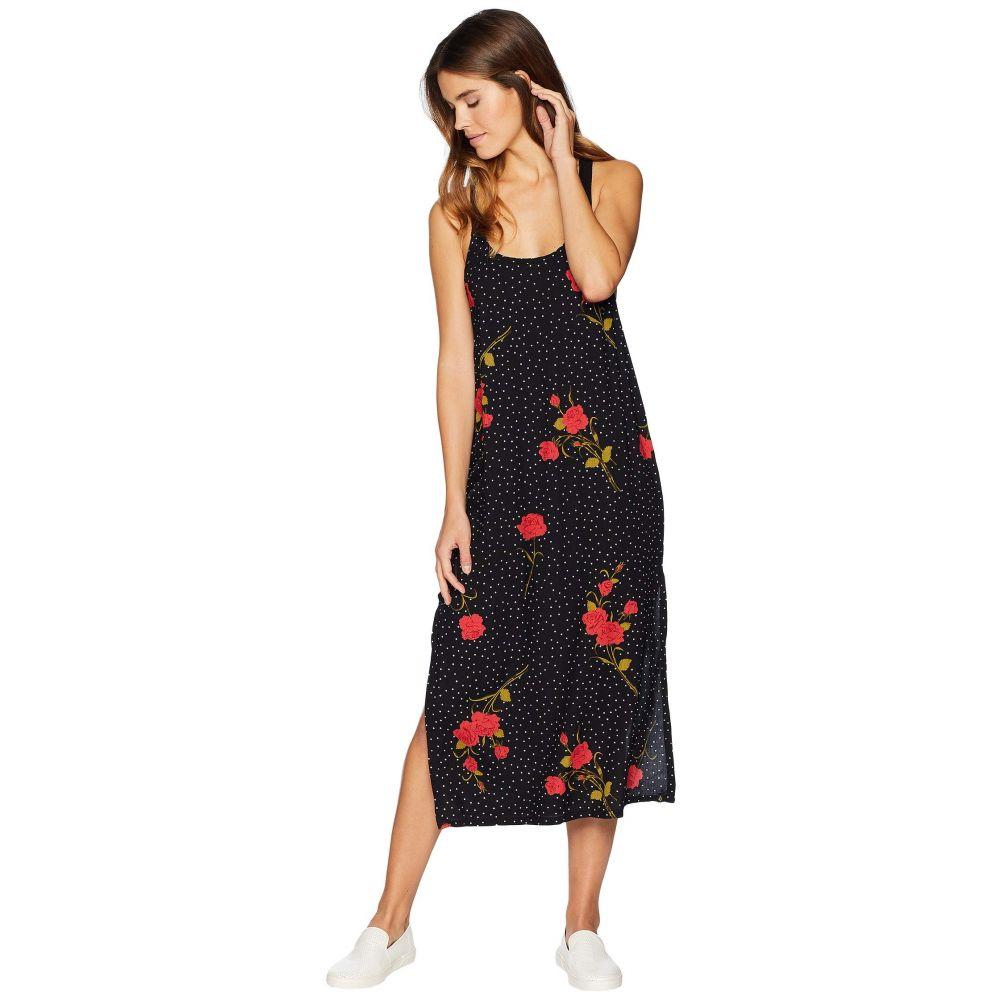 ボルコム Volcom レディース ワンピース・ドレス ワンピース【End of the Rose Dress】Black