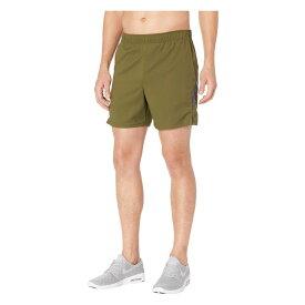 ナイキ Nike メンズ ボトムス・パンツ ショートパンツ【Court Dry Shorts 7】Olive Canvas/Gridiron/Gridiron