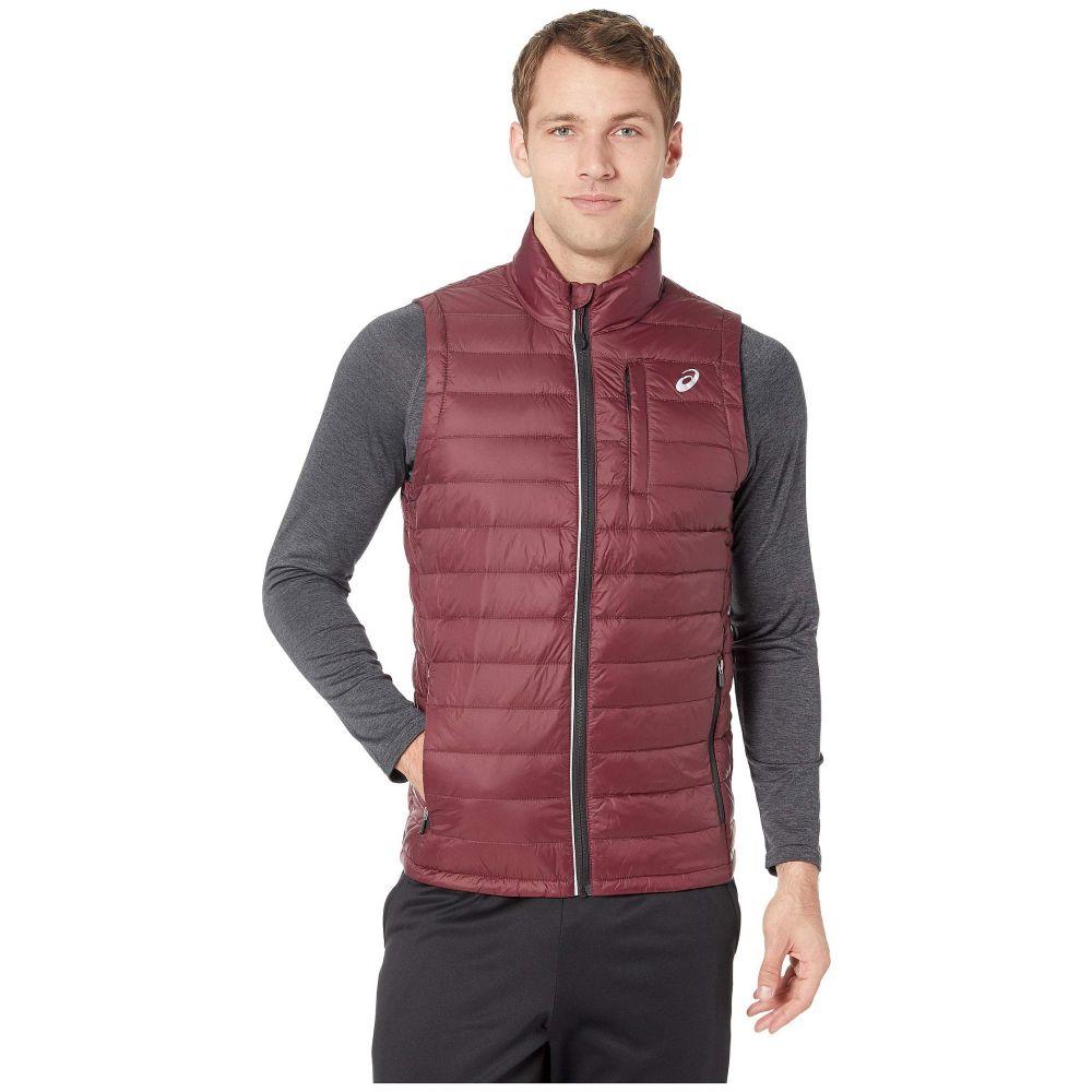 アシックス ASICS メンズ トップス ベスト・ジレ【Power Puffer Vest】Port Royal