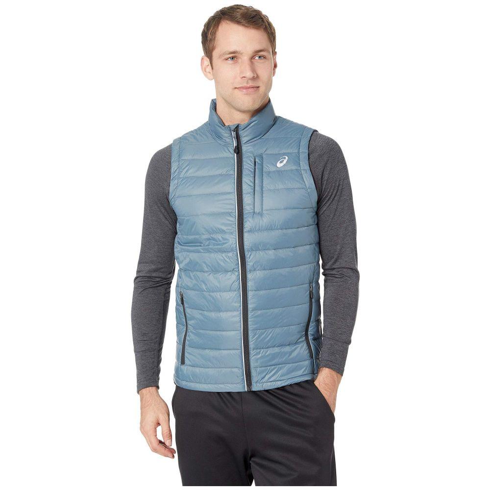 アシックス ASICS メンズ トップス ベスト・ジレ【Power Puffer Vest】Ironclad