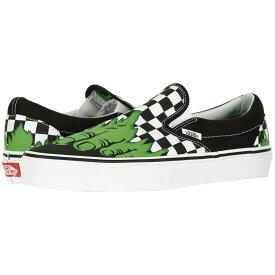 b95f021d78 ヴァンズ Vans レディース シューズ・靴 スリッポン・フラット Classic Slip-On X Marvel