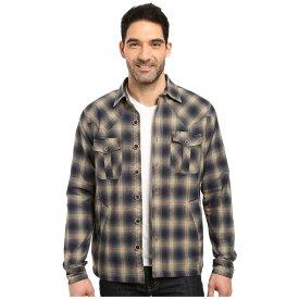 エコス Ecoths メンズ アウター ジャケット【Cooper Shirt Jacket】Mallard
