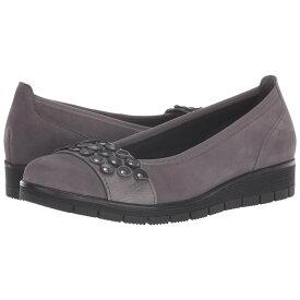 ガボール Gabor レディース シューズ・靴 ローファー・オックスフォード【95.341】Grey