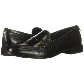カルバンクライン Calvin Klein レディース シューズ・靴 ローファー・オックスフォード【Amaya】Black Varnished Crackled