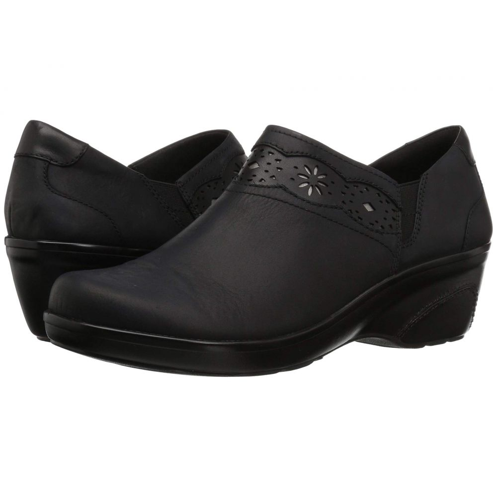 クラークス Clarks レディース シューズ・靴 ヒール【Marion Helen】Black Leather